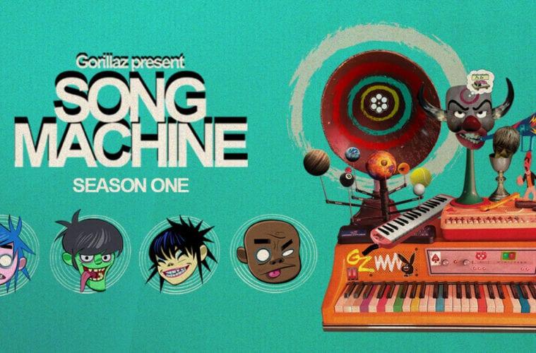 Gorillaz Song-Machine-Season-One-