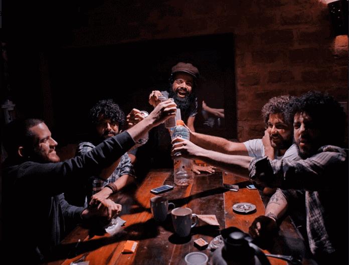 """The Baggios lança documentário sobre o álbum """"Vulcão"""""""