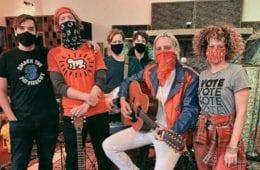 Arcade Fire Stephen Colbert Show