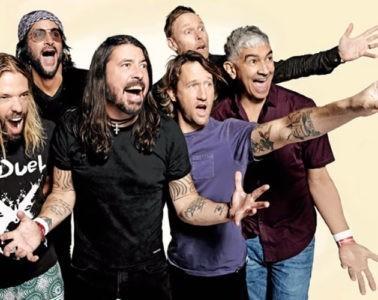 Foo Fighters Times Like Those documentário