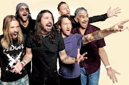 Foo Fighters – Foto: Divulgação