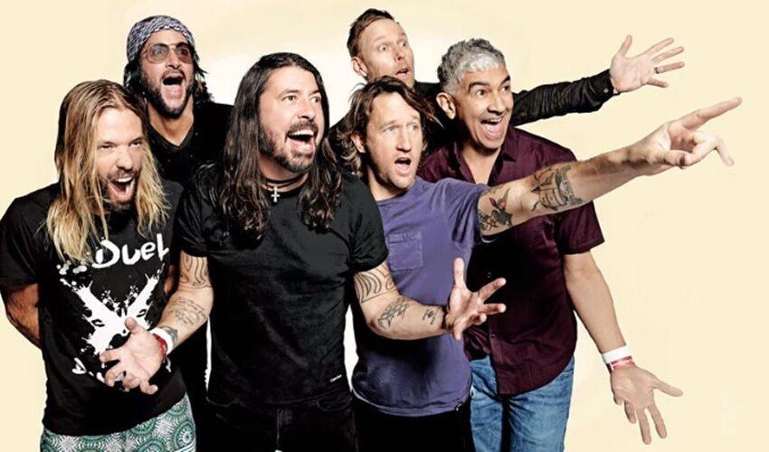 """Foo Fighters lança documentário para comemorar seus 25 anos, """"Times Like Those"""""""