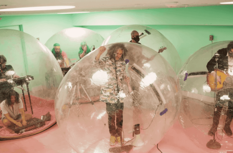 Live Sessions Home The Flaming Lips