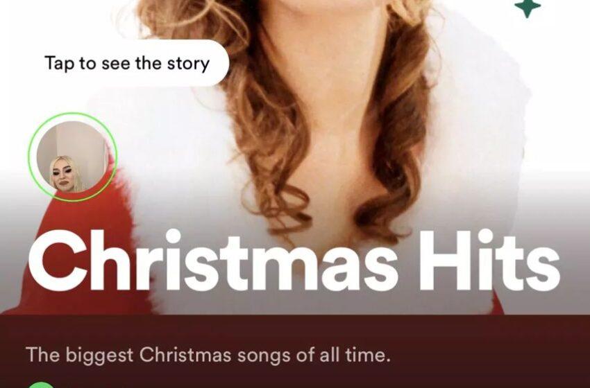 """Spotify agora também tem Stories, precisávamos de um """"Spotify Stories""""?"""