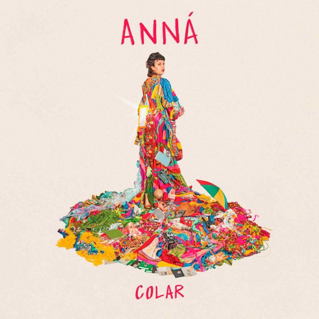 """As 50 melhores capas de discos de 2020 - Anná """"Colar"""""""