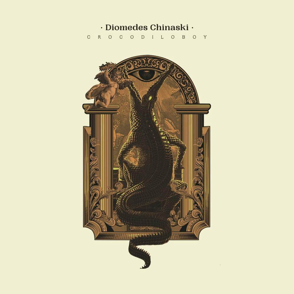 As 50 melhores capas de discos de 2020 - Diomedes Chinaski -Crocodiloboy-