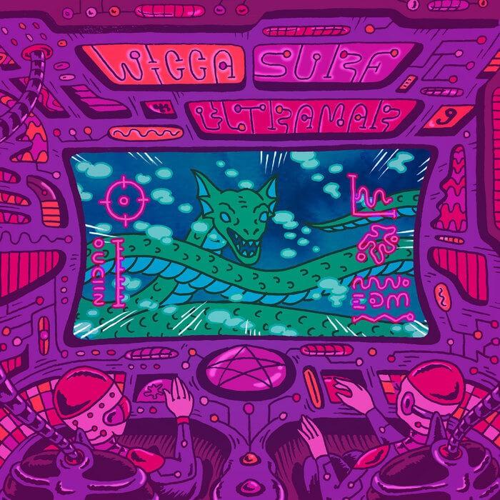As 50 melhores capas de discos de 2020 - Wicca Surf
