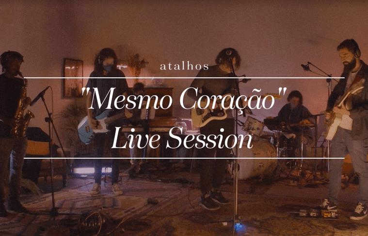 Atalhos Mesmo Coração Live Session