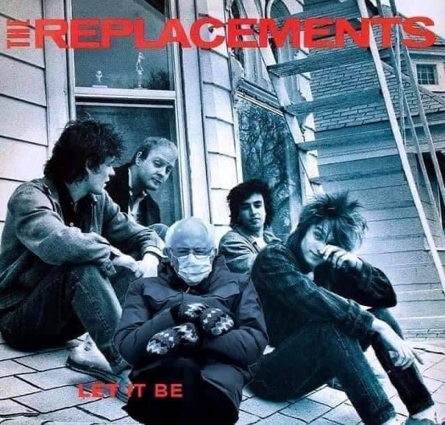Bernie Sanders - The Replacements