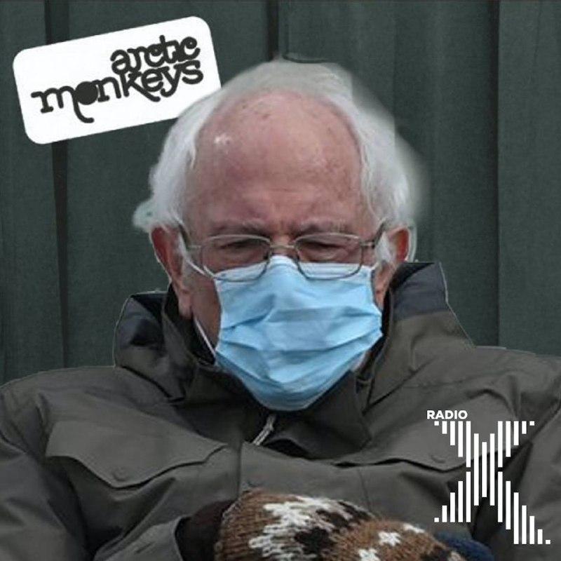 Bernie Sanders - Arctic Monkeys