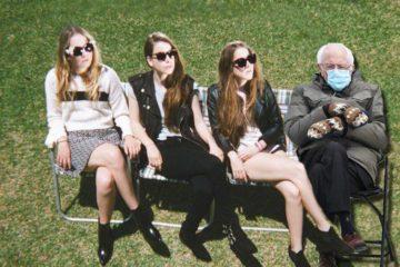 Bernie Sanders - Haim