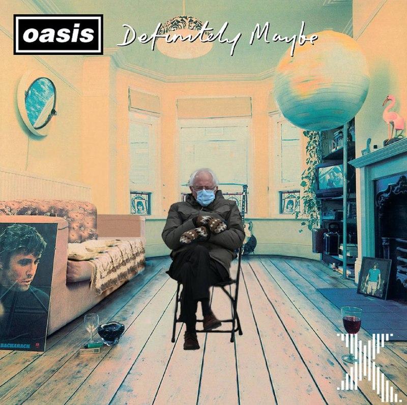 Bernie Sanders - Oasis