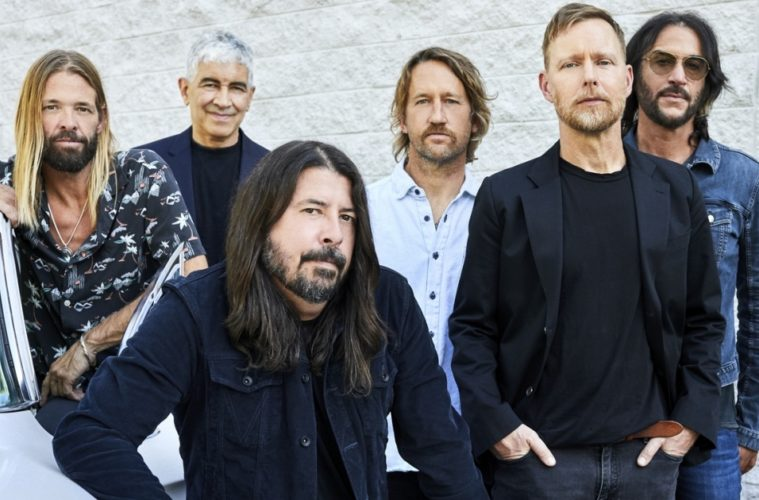 Foo Fighters Band 2021