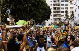 A Charanga de França - Bloco Carnaval