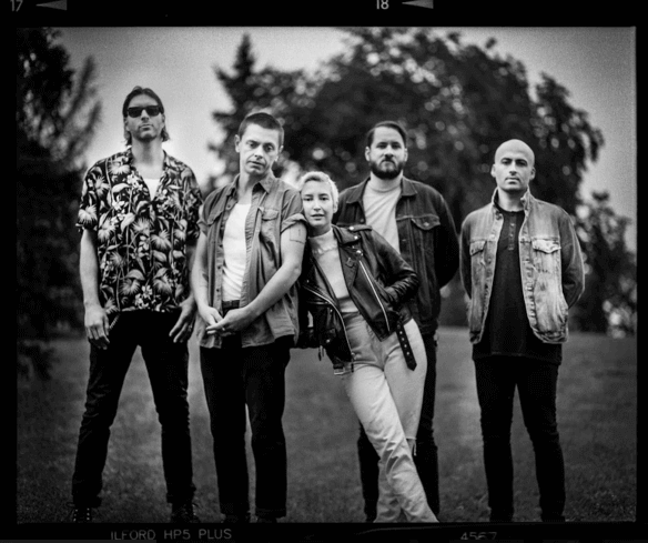 July Talk Band - Photo By LyleBell