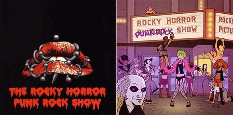 The Rocky Horror Punk Show
