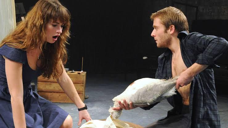 "Godasadog ""Gaivota"" - Chokhov Seagull play"