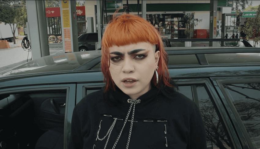 """Lia Kapp encerra sua jornada com o clipe apocalíptico para """"Pasiphae (Verdict)"""""""