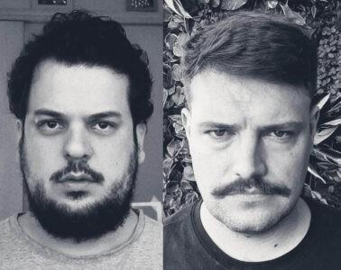 Hollow Sounds, duo formado por Lucas Lippaus e Bruno Palma