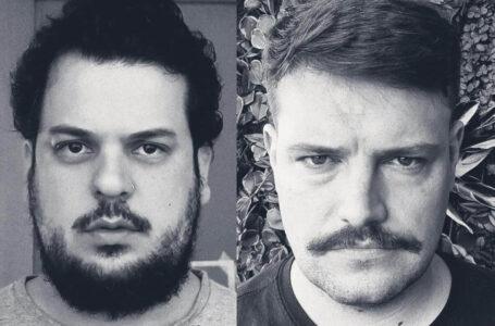 O duo Hollow Sounds é um projeto 100% a distância. – Fotos tiradas por Bruno Palma e Paula Yassuda, edição por Rafa Butello.