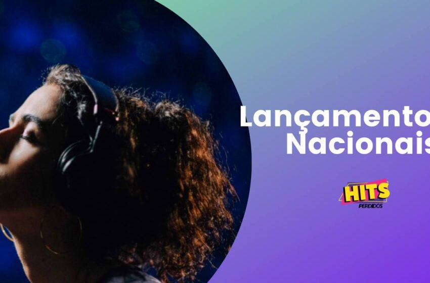 Lançamentos Nacionais: Marisa Monte, Saulo Duarte, Daparte, Diablo Angel, Felipe de Vas, Hierofante Púrpura