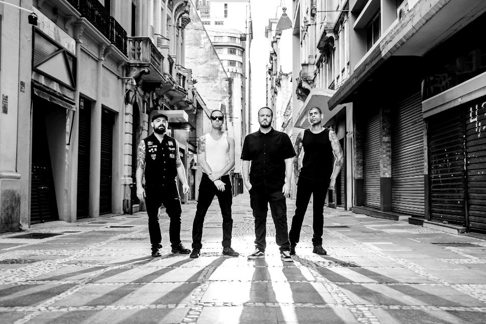 Novidades Punk Rock Nacional banda Não Há Mais Volta foto por Rickezito