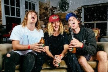 Melhores Live Sessions Gringas - Skegss (Australia)