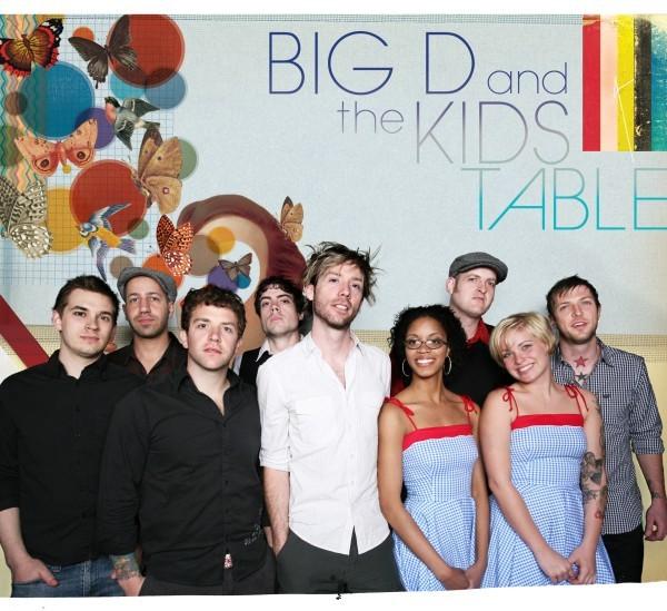 """Clássicos Perdidos: """"Fluent In Stroll"""", o álbum que reinventou o som do Big D & the Kids Table"""