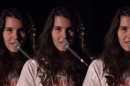 Alejandra Luciani (Carabobina) na Fauhaus Sessions – Foto: Reprodução / Youtube