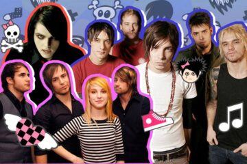 bandas emo anos 2000