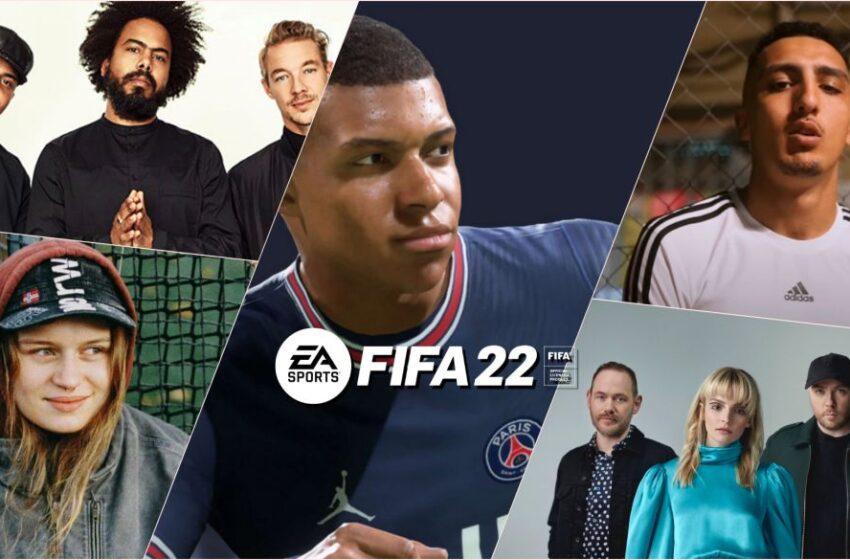 FIFA 22 revela trilha sonora com 122 músicas; Caio Prado e Karol Conká representam o BR