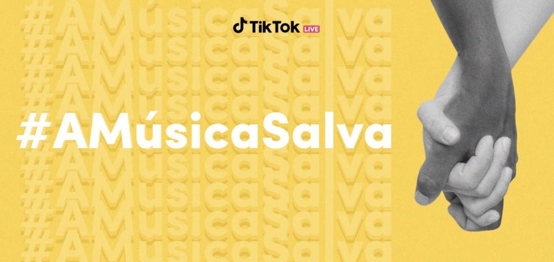 Emicida Setembro Amarelo - TikTok ação