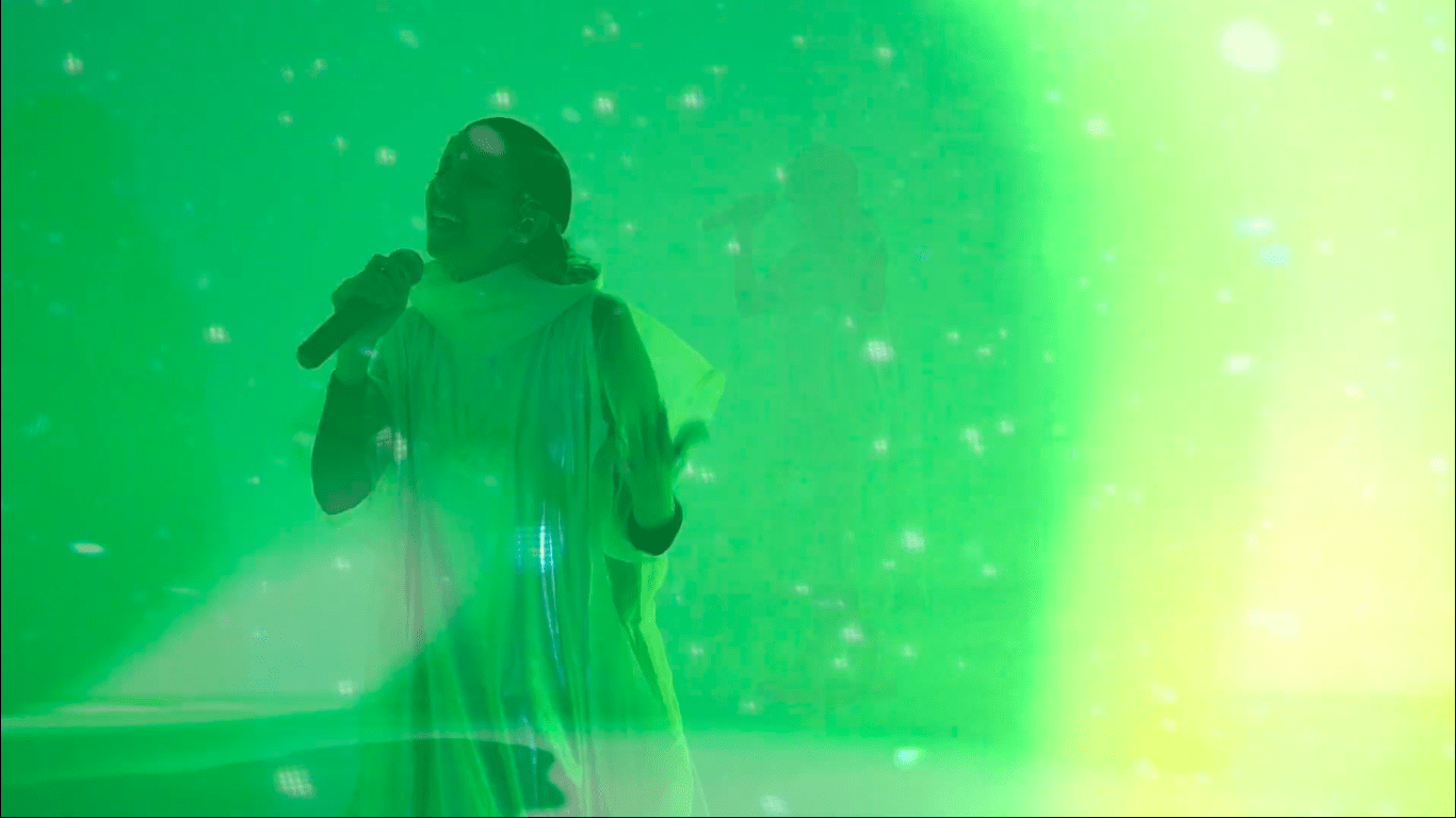 Luiza Lian na lista de Melhores Live Sessions | Setembro 2021 do Hits Perdidos